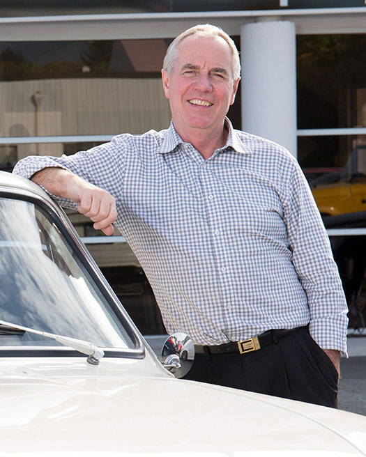 Brian McKenna Administration at Company of Cars