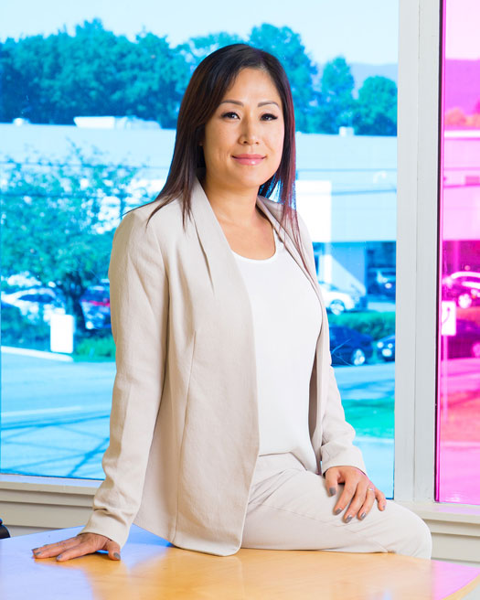 Christine Yoon Controller, Financial Services Manager, Wife of the Boss at Company of Cars