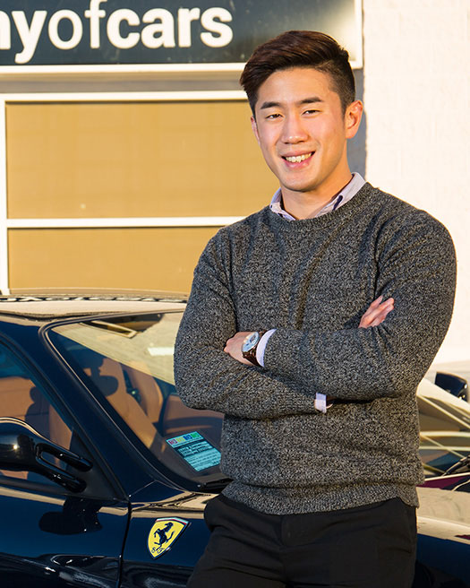 Thomas Heo Inventory Coordinator at Company of Cars