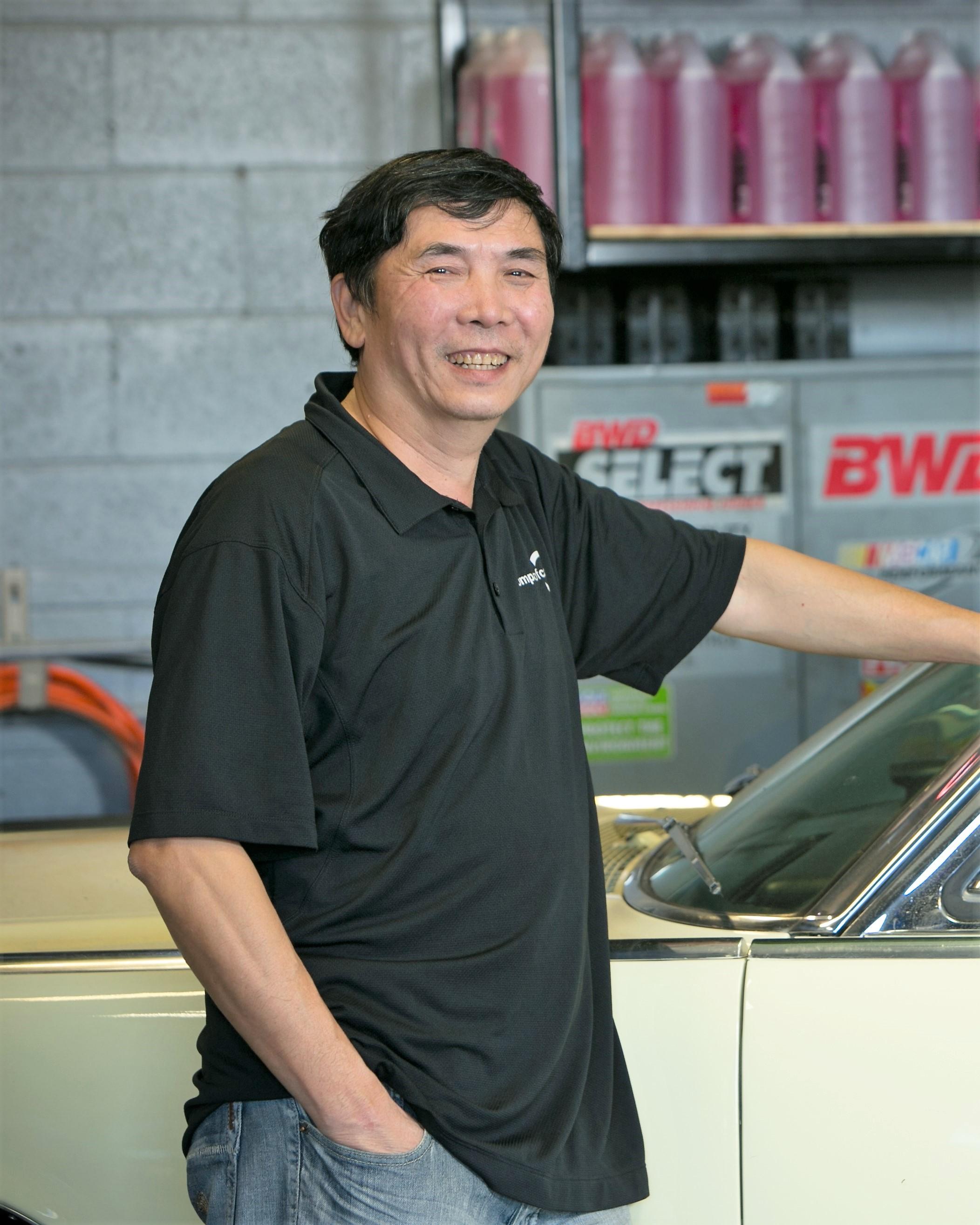 Carl Cui Automotive Service Technician at Company of Cars