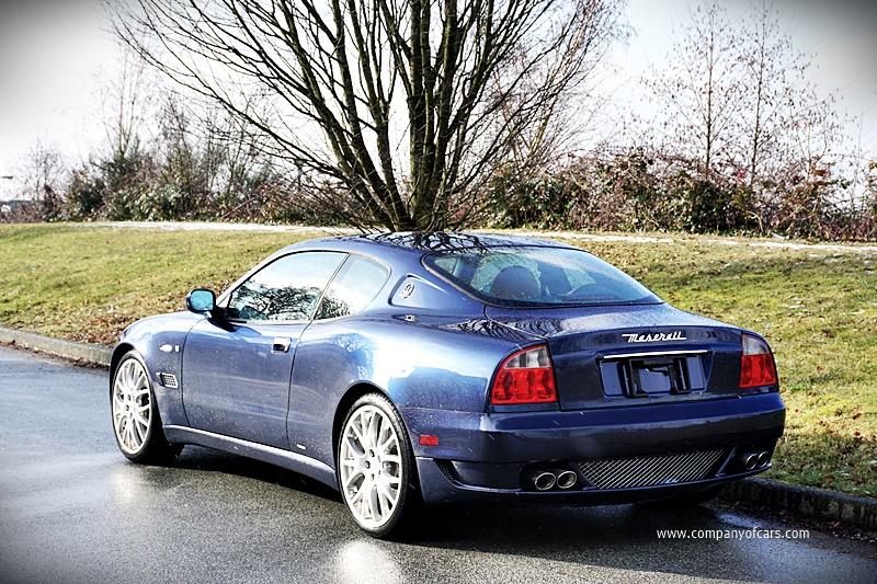 2006 Maserati M138 Coupe