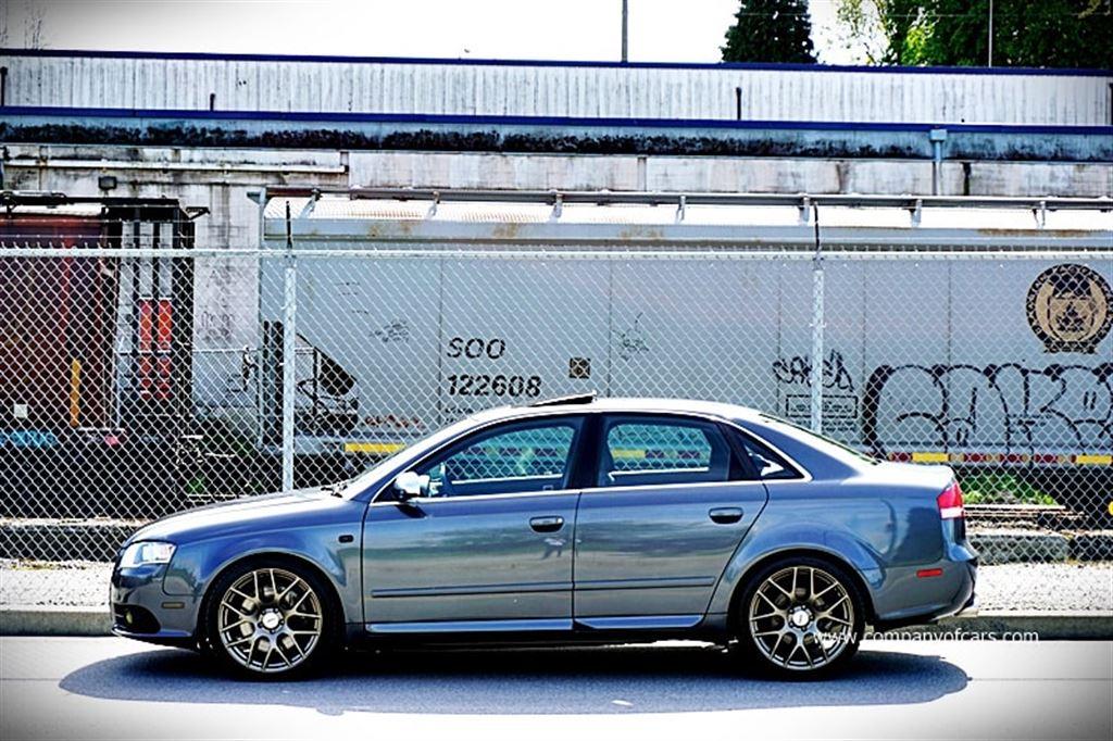 Audi S Company Of Cars - 2006 audi s4