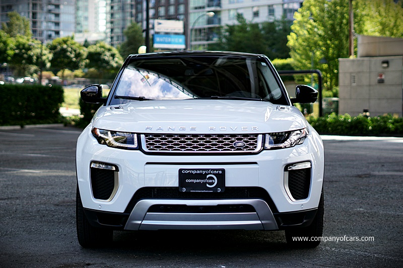 2017 Range Rover Evoque Autobiography Full