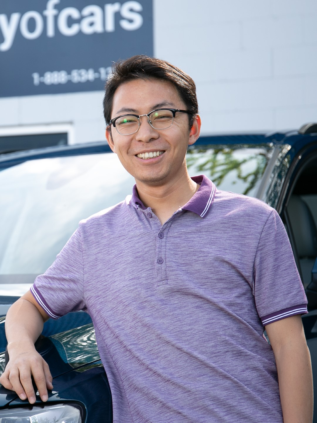 Yang Liu Marketing & Administration at Company of Cars