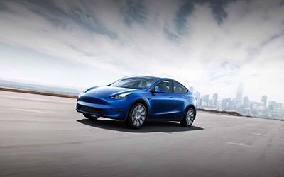 Lease a Tesla Model Y soon