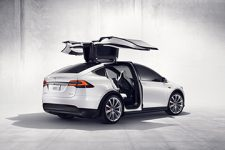 Lease the Tesla Model X