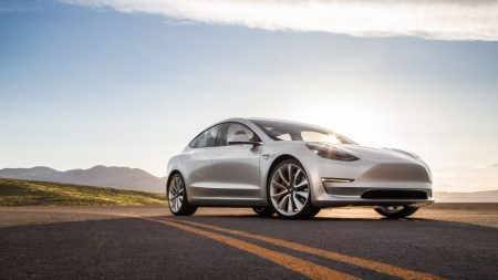 Finance or Lease a Tesla Model 3 with Company of Cars