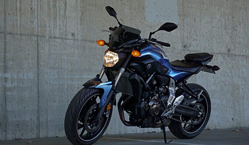 2017 Yamaha FZ07AHL