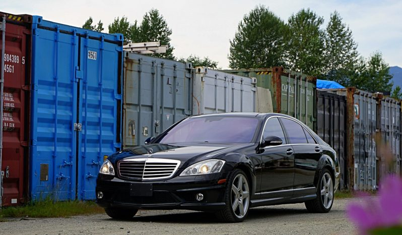 2007 Mercedes-Benz S CLASS S65 AMG