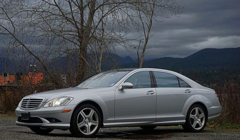 2008 Mercedes-Benz S550 4MATIC- PREMIUM/AMG SPORT-CAMERA/NIGHT VIEW P