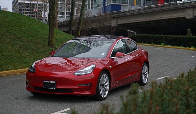 2018 Tesla Model 3 Long Range Dual Motor Full Self Drive