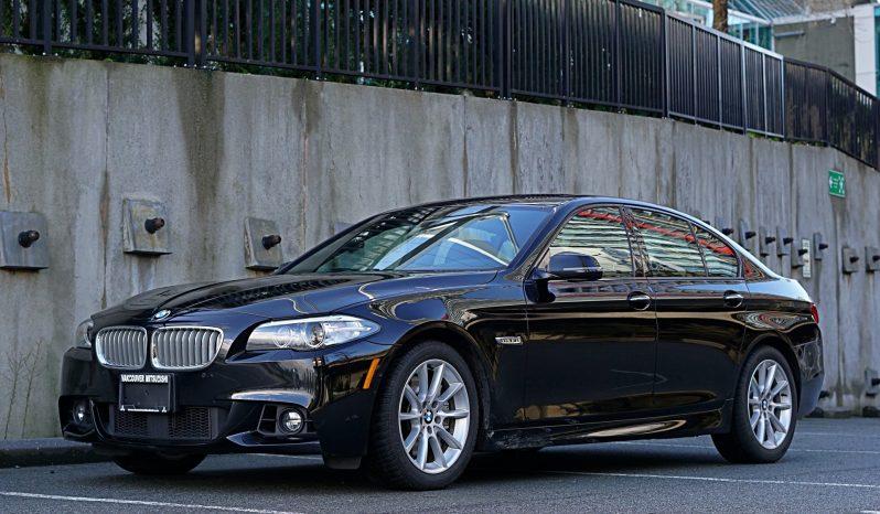 2015 BMW 550