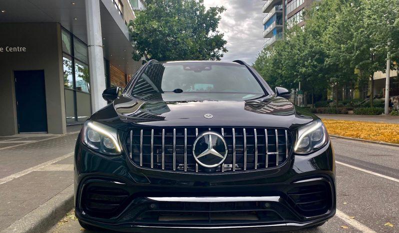 2019 Mercedes-Benz AMG GLC 63