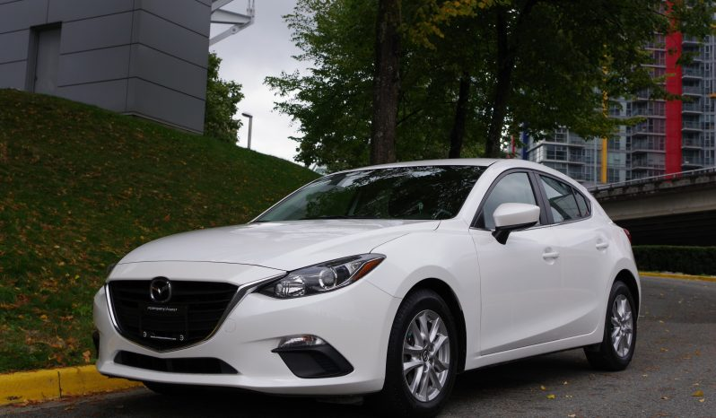 2015 Mazda Mazda3 Sport